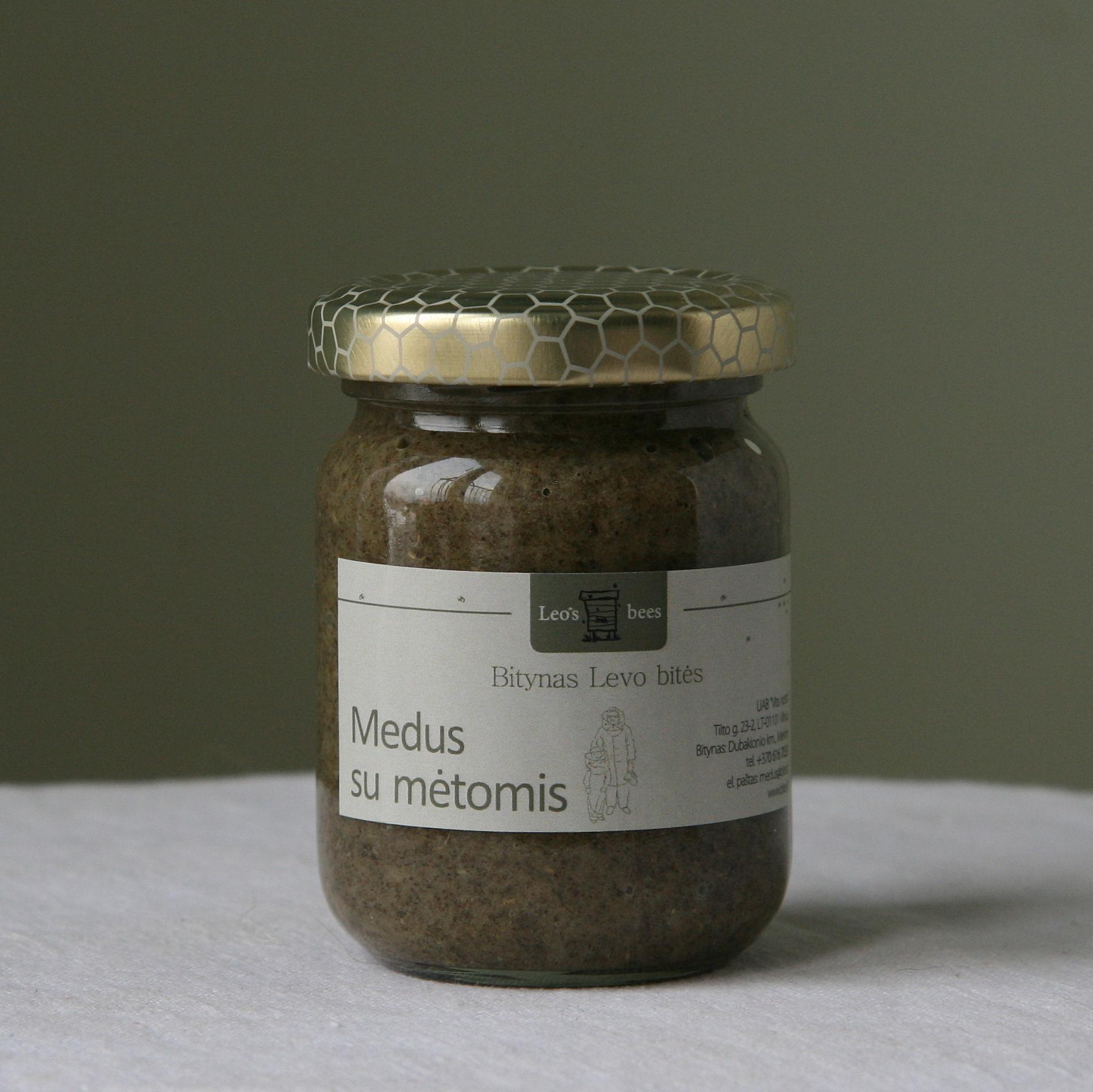 Medaus-mėtų mišinys