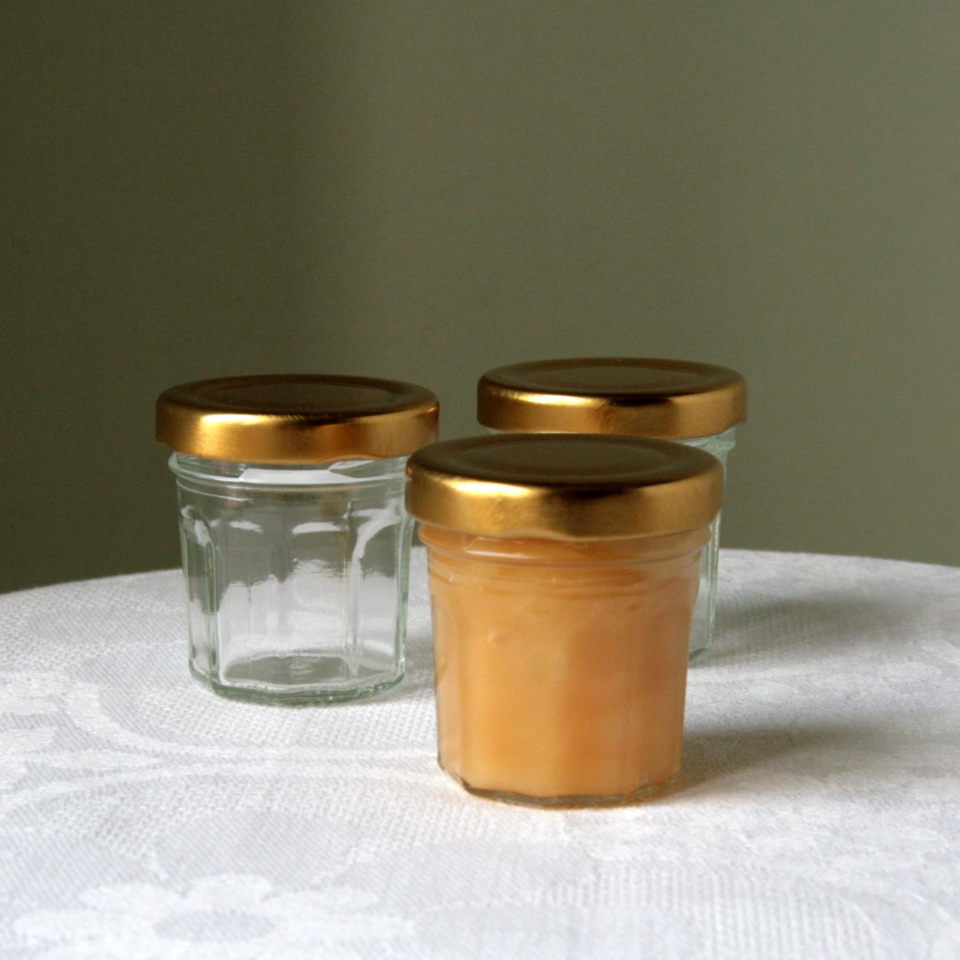Stiklinaitė medaus, 60g