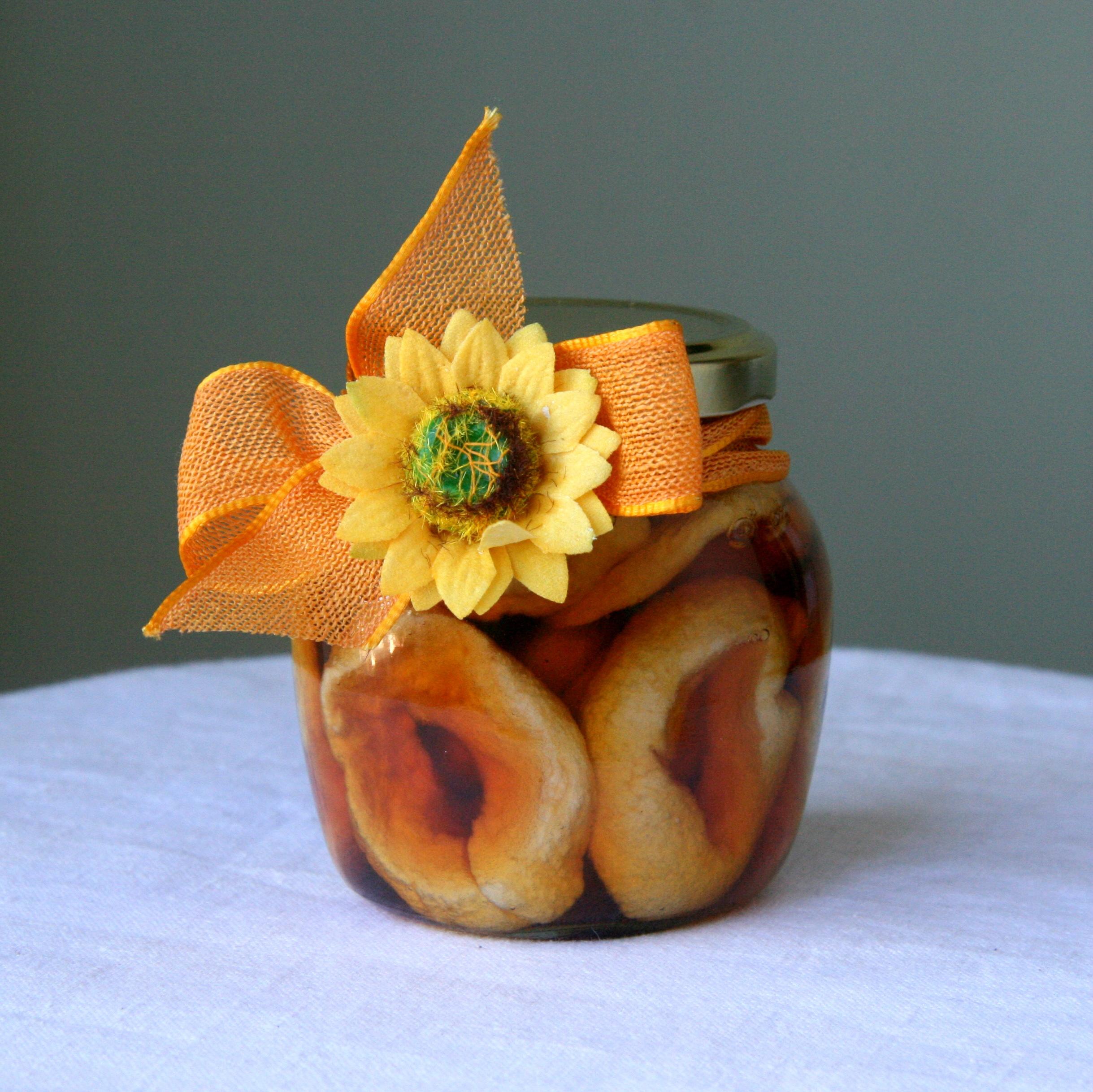 Obuoliukai meduje